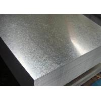 Build Roofing Hot Dip Galvanized Steel Sheet Sheet Material Thickness 0.13-0.8mm