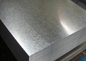 China Build Roofing Hot Dip Galvanized Steel Sheet Sheet Material Thickness 0.13-0.8mm on sale