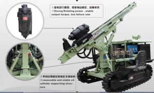 China MZ130Y multi-function crawler drill rig on sale