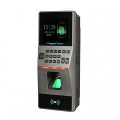 China Plastick Biometric Fingerprint Access Control  Biometric Door Lock With Free Software on sale