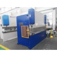 China Narrow Type Stable Sheet Metal Press Brake Machine 10' Metal Forming Brakes on sale