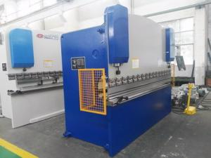 China Narrow Type Stable Sheet Metal Press Brake Machine 10' Metal Forming Brakes on sale