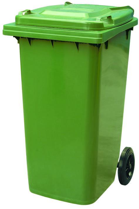 poubelle de d chets en plastique des poubelles 240l de rebut poubelle ext rieure de poubelle. Black Bedroom Furniture Sets. Home Design Ideas
