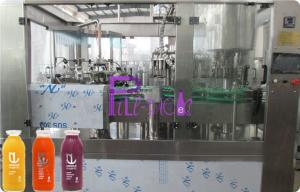 China High Speed Juice Filling Machine Aseptic Beverage Water Bottling Equipment 4.2Kw on sale