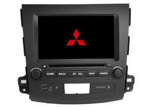 China 8 Mitsubish Outlander 2007-2012 Autoradio Android 9.0 Car DVD GPS Mutimedia  Player Support DVR Camera MTD-8072GDA on sale