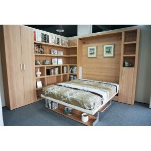 Quality Double Size Folding Murphy Wall Bed Space Saving Hidden For Sale Used Antique Italian Egg Hatil Nail Salon Room