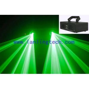 China L2300 100mW DPSS Green Double Laser Disco Light on sale