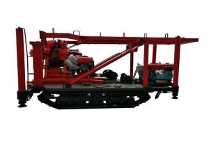 China Rock Core 300mm 150 Meter Water Well Drilling Rig Machine on sale