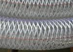 Heavy Duty Water Hose Fiber Steel Wire Composite Smooth Surface Anti Chemical