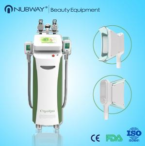 China Wholesale Professional Cellulite Reduction Cryotherapy Body Slimming Machine Patents on sale