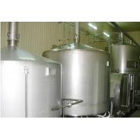 China 1000L Beer Production Equipment Draft Beer Brewing Equipment Glycol Water Or Alcohol Water on sale