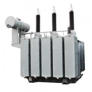 China Electrical Power Transformer , Oil Immersed Transformer, 3 Phase /30-2500KVA , 10/0.4 KV on sale