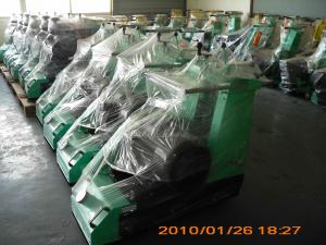 China Adjustable Depth Self Propelled Scarifier For Concrete Epoxy Asphalt Floor Leveling on sale
