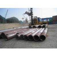 Round Hot Rolled Seamless Steel Tube 56