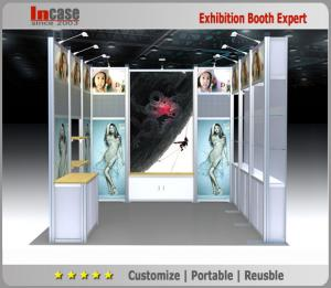 Exhibition Booth Manufacturer China : Craft modular exhibition booth expandable trade show booth