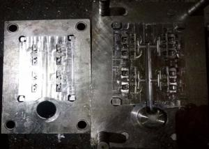 China Connecting strength plate Aluminium Injection Mold for electrical products on sale