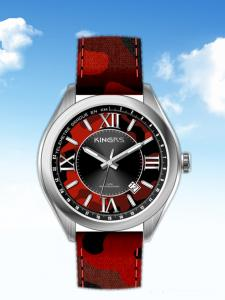 China Japanese movement 3-5 ATM high end quartz watches for men , Customized Color on sale