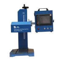 China Special Design Pin Stamp Marking Machine With 7 Lcd Controller on sale
