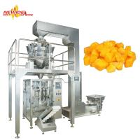 China Automatic Frozen Food VFFS Packing Machine With CE Certificate SS304 on sale