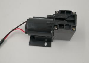 China 800ml / Min 12V DC Motor Pump Electric Diaphragm Mini Brush Plastic Type Low Heat on sale