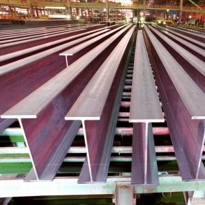 China Standard H Beam Steel Column Sections For Architectural Structure on sale