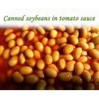 Canned Soybean in Tomato Sauce 400G*24tins