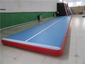 No Noise Gymnastics Training Mats Contemporary Air Bounce