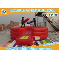 Customized Size Inflatable Battle Arena Fighting Playground with CE SGS EN14960 ROSH
