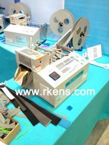 China Automatic Hot Knife Ribbon Cutting Machine/Ribbon Hot Cut Machine on sale