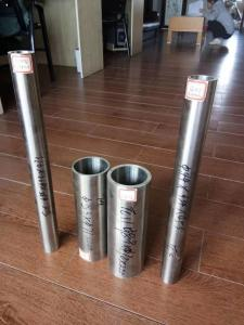 China Gr5-Ti-6Al-4V Titanium alloy tube/pipe manufacture with  low Price for sale on sale
