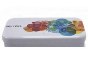 China Custom Lip Balm Tin Containers Supplier on sale