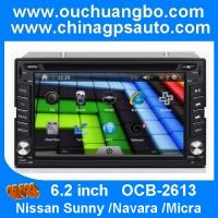Ouchuangbo Nissan Sunny /Navara /Micra car stereo with radio TV bluetooth mp4 player OCB-2613