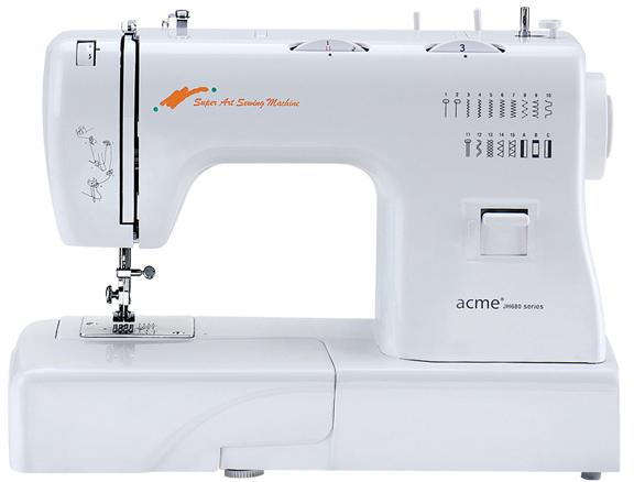 MultFunction Domestic Household Sewing Machine Acme JH40 Inspiration Acme Sewing Machine