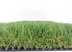 China High Elasticity Commercial Artificial Grass No Weather Limited For Rugby Field on sale