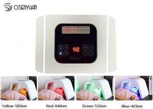 China 32W LED Light Therapy Face Mask Machine Beauty SPA Phototherapy For Skin Rejuvenation on sale