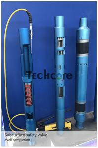 China 3 1/2\ Oil Well Completion Tools 13Cr Subsurface Safety Valve 10000 PSI Inconel SSSV on sale