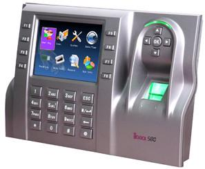 China Finger Print Time Recording Machine Fingerprint Access Product (HF-iclock580) on sale