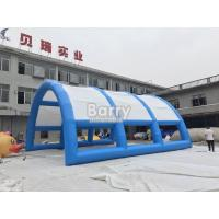 China Outdoor Advertising Promotional Inflatable Dome Tent / Advertising Inflatable Tent on sale