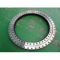 fog gun use slewing bearing, fog gun slewing ring used on environmental protection equipment turntable bearing