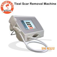 Tixel Fractional For Skin Rejuvenation Acne Scar Removal Machine