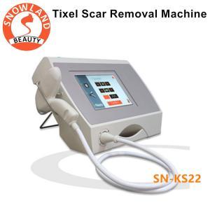 China Tixel Fractional For Skin Rejuvenation Acne Scar Removal Machine on sale