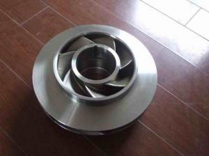 China Customized Lost Wax Casting/Investment Casting Parts/Pulley, Available in Various Materials on sale
