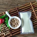White Color Safe 100% Organic Soy Milk Powder / Instant Soy Milk Powder