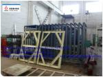 Wall Panel Manufacturing Equipment With 2 - 25 mm Thickness , Unlimited Length