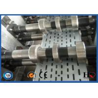 Galvanized steel Heavy Duty Cable Tray Roll Forming Machine10-18m/min