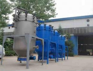 China Rice Bran oil Vertical pressure leaf filter for Edible Crude Oil Refinery/Refining/Processing Machine Price on sale on sale
