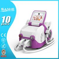 China Sanhe Beauty Spa IPL SHR / Portable SHR IPL laser hair removal machine prices on sale