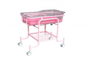 China Portable Hospital Baby Bassinet Cribs Newborn Hospital Bed ALS - BB03 on sale