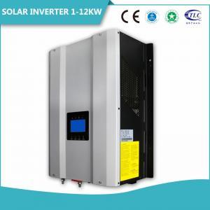 China 1 - 6KW  Hybrid Solar Power Inverter Off Grid With Generator Restart Signal on sale