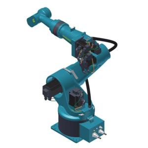 China Open Source Industrial Robot Arm , Robotic Welding Arm With Electrical Cabinet on sale